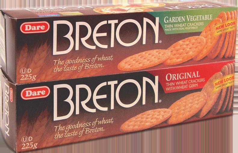 Breton is Released
