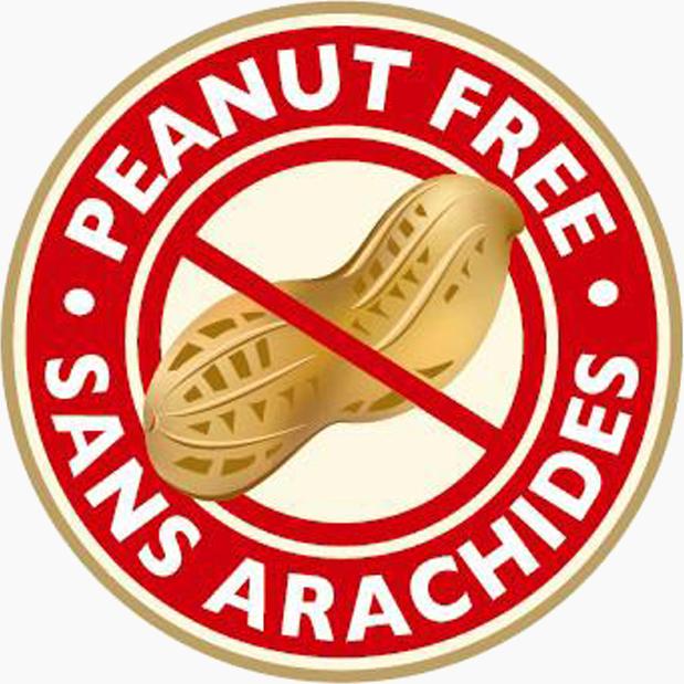 """Manufacturing Facilities Declared """"Peanut-Free"""""""