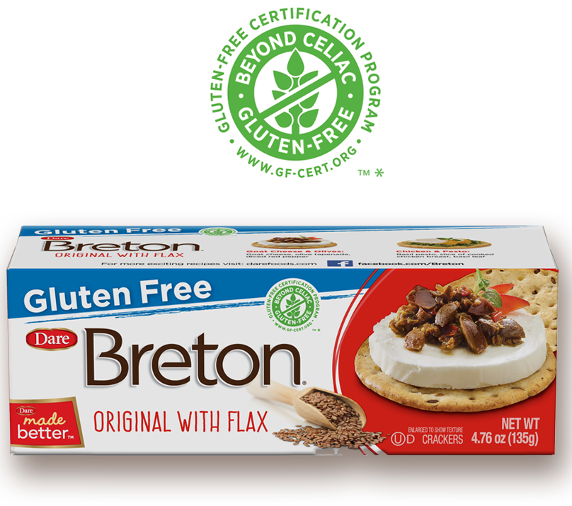 Gluten-Free Cracker Launched
